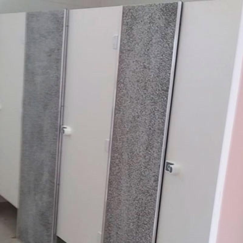 Cotação para Divisória com Granilite Canguera - Divisoria de Granilite para Banheiro