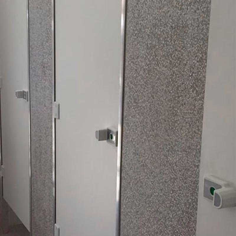 Cotação para Divisoria Granilite para Banheiro Santa Teresinha de Piracicaba - Divisória com Granilite