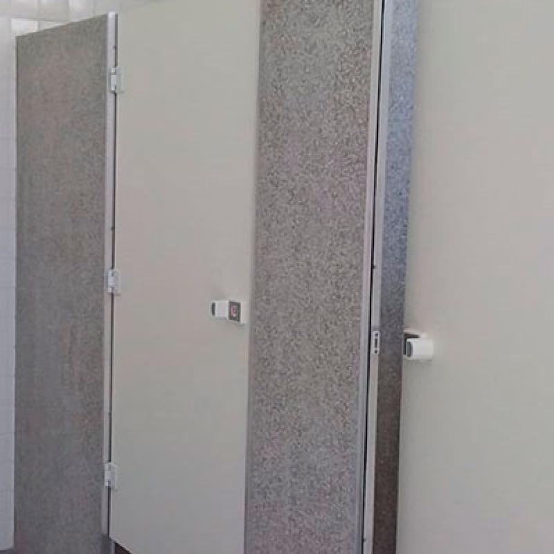 Cotação para Divisoria Sanitária Granilite Santa Teresinha de Piracicaba - Divisoria de Granilite Banheiro