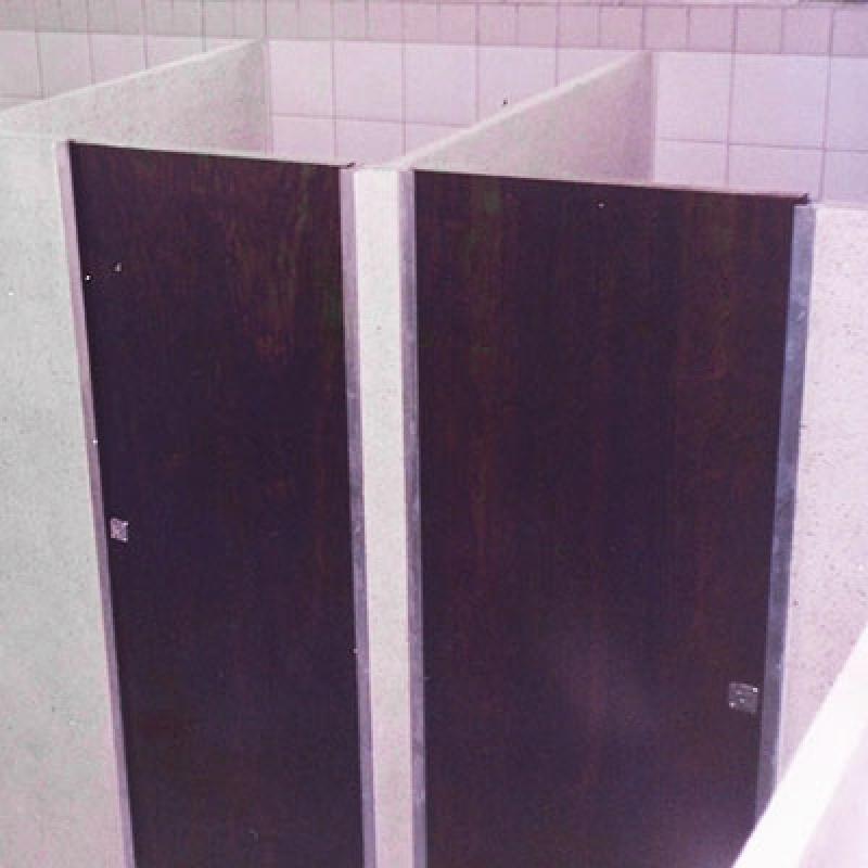 Divisoria de Banheiro em Granilite Salto - Divisória com Granilite para Banheiro