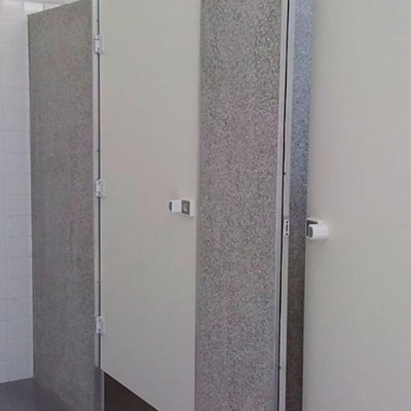 Divisoria Granilite para Banheiro Santa Bárbara D´Oeste - Divisória Sanitária em Granilite