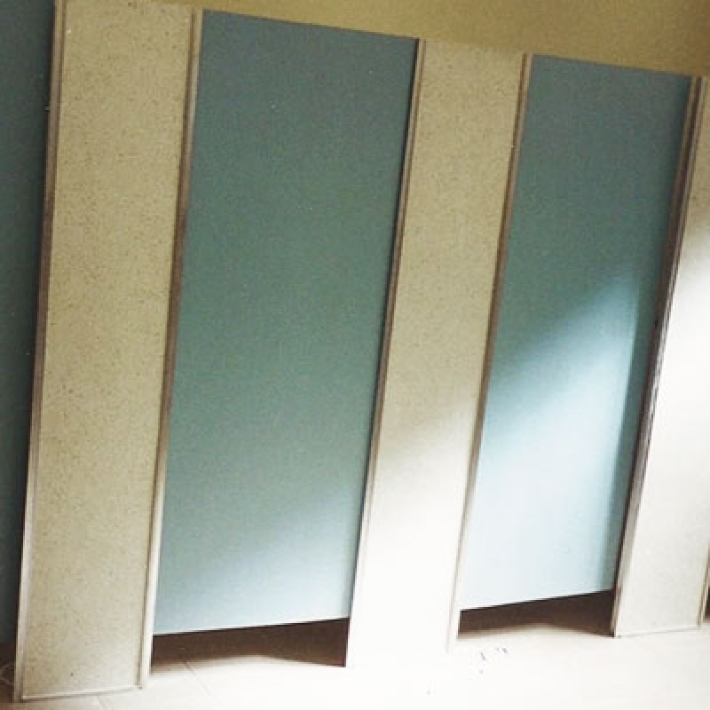 Divisória Sanitária em Granilite Sorocaba - Divisória em Granilite