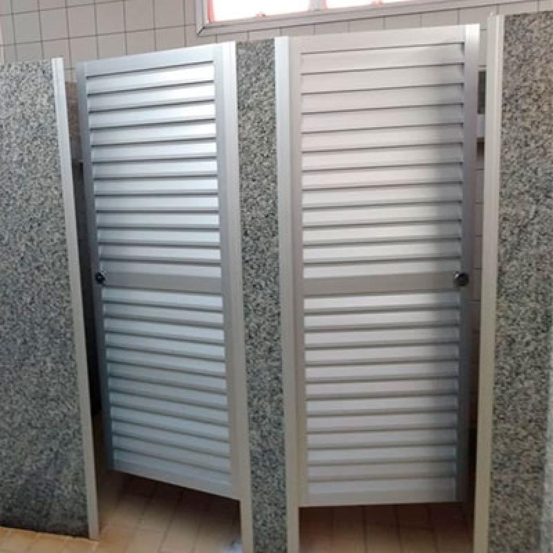 Empresa de Divisória de Granito para Banheiro São José dos Campos - Divisória Banheiro Box de Granito