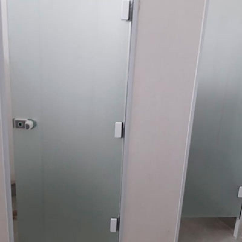 Instalação de Divisória Vidro Temperado Instalado Marília - Divisória Vidro Temperado Instalado