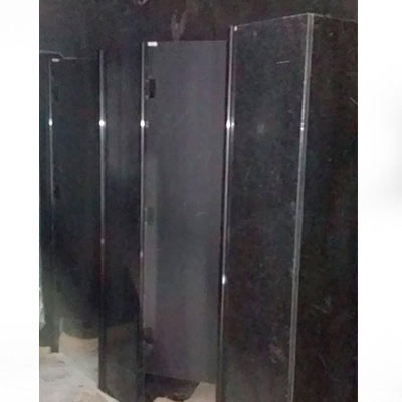 Orçamento de Divisória Banheiro Granito Cinza Paulínia - Divisória de Banheiro Granito