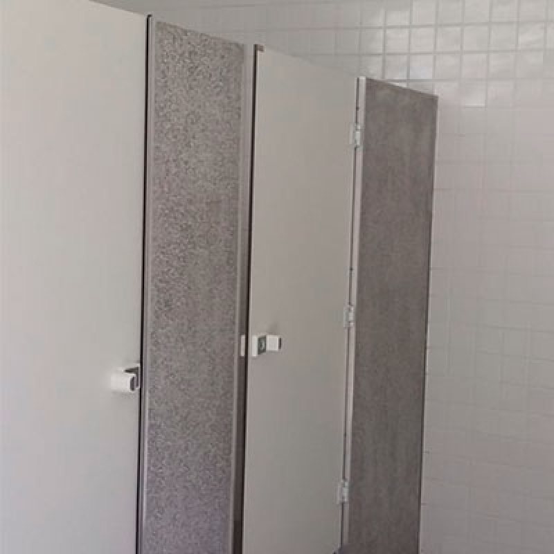 Orçamento de Divisória para Banheiro de Granito Techno Park Parque - Divisória Banheiro Box de Granito