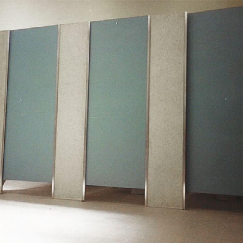 Orçamento para Divisória com Granilite para Banheiro Salto - Divisoria Granilite