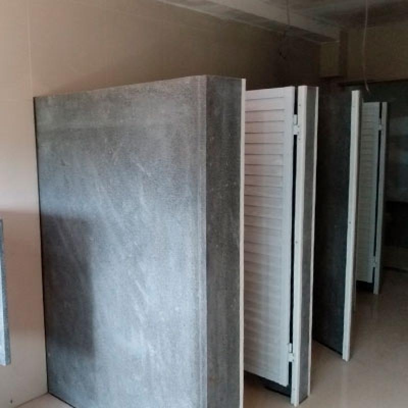Orçamento para Divisoria de Banheiro em Granilite Pedreira - Divisória em Granilite