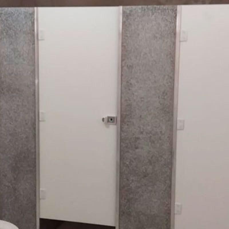 Orçamento para Divisoria Tipo Granilite Rio Claro - Divisoria Sanitária Granilite