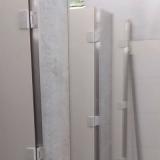 cotação para divisoria de granilite banheiro Paulínia