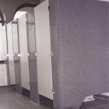 divisória banheiro box de granito Paraisolândia