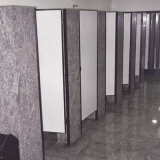 divisória banheiro granito box Água Bonita