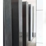 divisória de banheiro granito Bauru