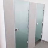 divisória vidro temperado instalado São Roque