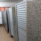 empresa de divisória banheiro box de granito Techno Park