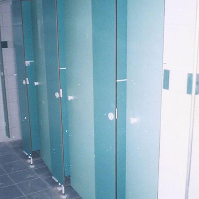 TS Laminado Estrutural para Sanitário Parque CEASA - Laminado Ts Estrutural Instalado